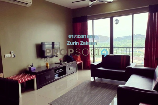 Apartment For Sale in Sri Acappella, Shah Alam Freehold Fully Furnished 2R/2B 430k