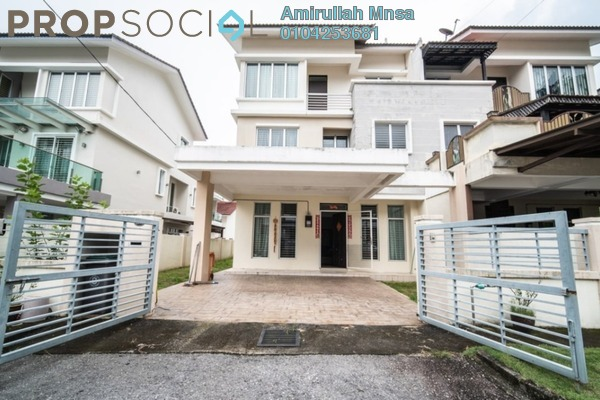 Semi-Detached For Sale in Kepayang Heights, Taman Bukit Kepayang Freehold Fully Furnished 5R/4B 900k