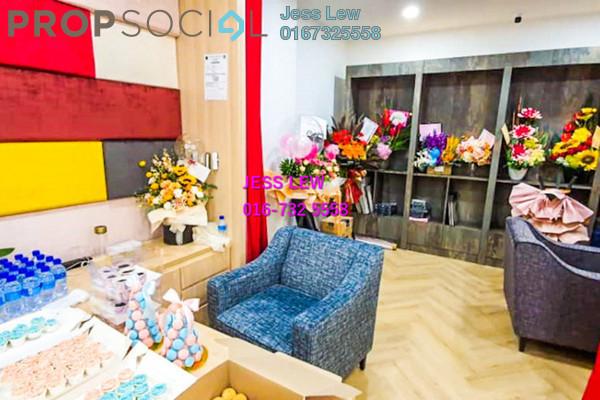 For Sale Shop at The Summit, UEP Subang Jaya Freehold Semi Furnished 0R/0B 900k