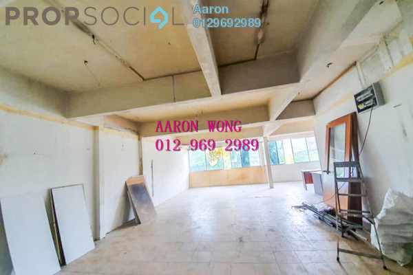 Shop For Rent in SS15, Subang Jaya Freehold Unfurnished 0R/2B 2.4k