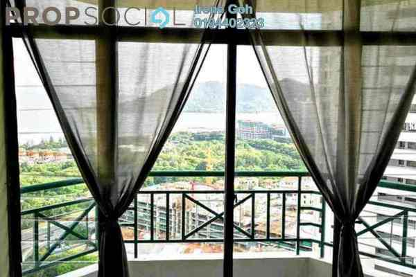 For Rent Condominium at Sunny Ville, Batu Uban Freehold Fully Furnished 3R/2B 1.3k