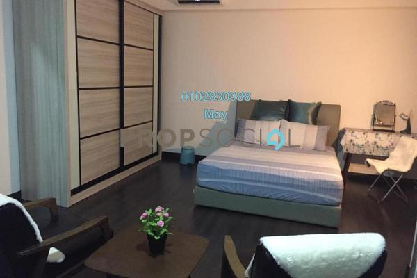 For Rent Serviced Residence at 28 Boulevard, Pandan Perdana Freehold Fully Furnished 1R/1B 1.4k