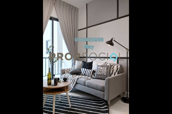 Serviced Residence For Sale in 28 Boulevard, Pandan Perdana Freehold Fully Furnished 2R/2B 630k