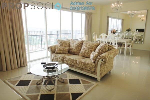 Condominium For Rent in One Jelatek, Setiawangsa Freehold Fully Furnished 3R/2B 3.3k