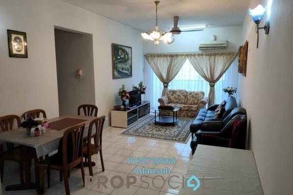 For Sale Apartment at Menara Menjalara, Bandar Menjalara Freehold Semi Furnished 3R/2B 385k