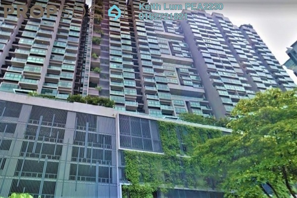 Condominium For Sale in The Leafz, Sungai Besi Freehold Fully Furnished 3R/2B 700k