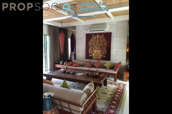 Bungalow For Rent in Setiahills, Ampang Freehold Semi Furnished 5R/5B 16k