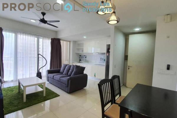 For Sale Condominium at Verdi Eco-dominiums, Cyberjaya Freehold Fully Furnished 1R/1B 500k