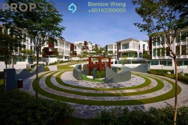 Semi-Detached For Sale in The Airie, Bandar Sri Damansara Freehold Unfurnished 6R/6B 2.1m