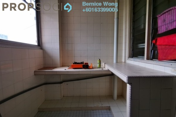 For Sale Apartment at 1C Pinang, Old Klang Road Freehold Semi Furnished 3R/2B 298k