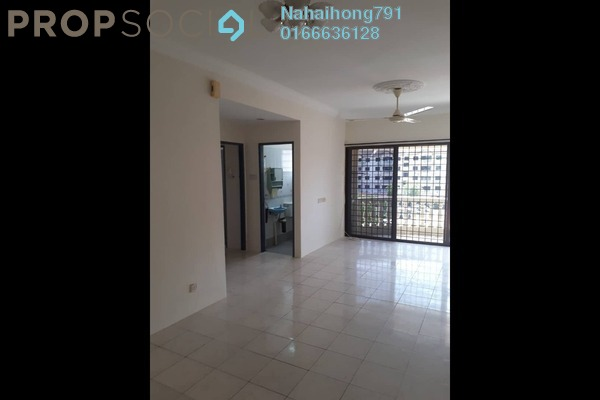 For Sale Apartment at Springfield, Sungai Ara Freehold Semi Furnished 3R/2B 298k