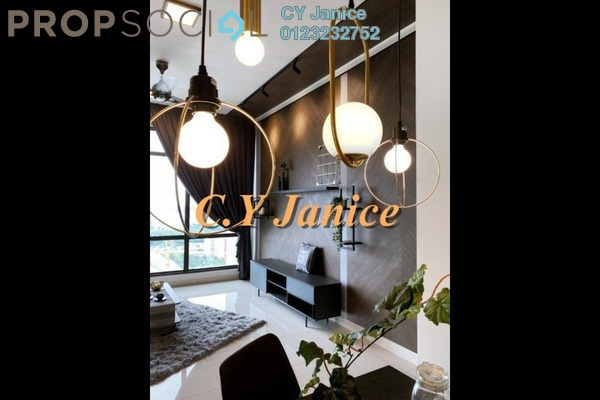Serviced Residence For Rent in The Park Sky Residence @ Bukit Jalil City, Bukit Jalil Freehold Fully Furnished 3R/2B 3.9k