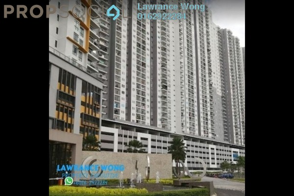 For Rent Condominium at Parkhill Residence, Bukit Jalil Freehold Fully Furnished 3R/2B 2.15k