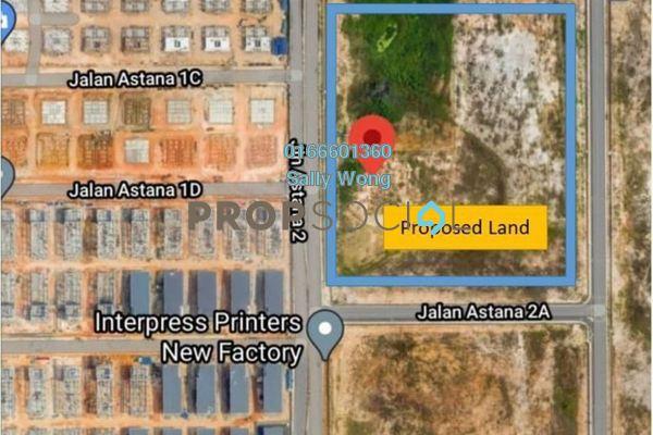 Land For Sale in Bukit Raja Industrial Park, Klang Freehold Unfurnished 0R/0B 29m