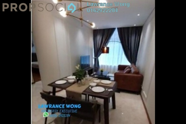 For Rent Condominium at Sky Suites @ KLCC, KLCC Freehold Fully Furnished 3R/2B 4k