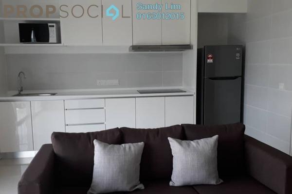 For Rent Condominium at Verdi Eco-dominiums, Cyberjaya Freehold Fully Furnished 1R/1B 1.9k