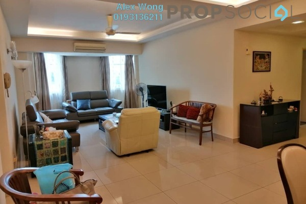 Condominium For Sale in 633 Residency, Brickfields Freehold Fully Furnished 3R/3B 1.25m
