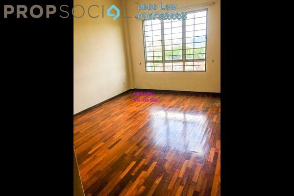 For Rent Apartment at Paradesa Tropika, Bandar Sri Damansara Freehold Semi Furnished 3R/2B 1.5k