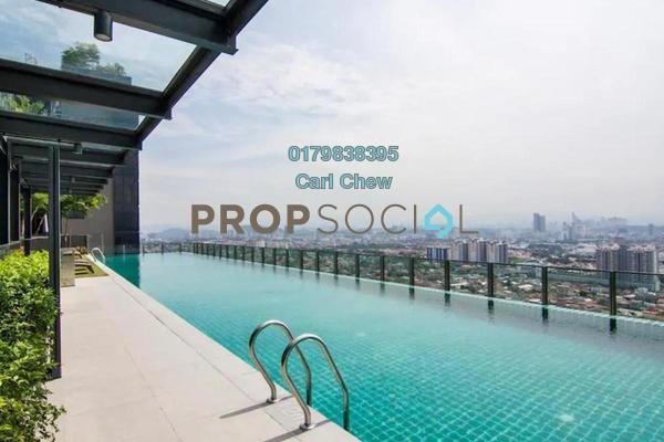 For Rent SoHo/Studio at Icon City, Petaling Jaya Freehold Fully Furnished 1R/1B 1.5k