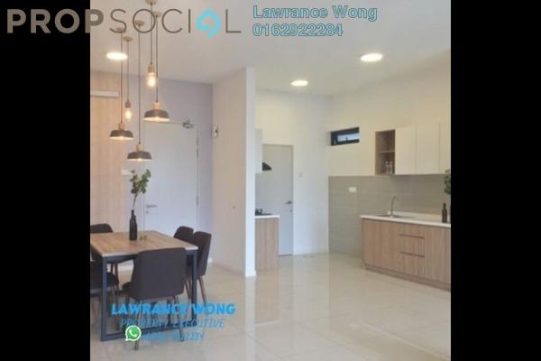 For Rent Condominium at Secoya Residences, Bukit Kerinchi Freehold Fully Furnished 2R/2B 3k