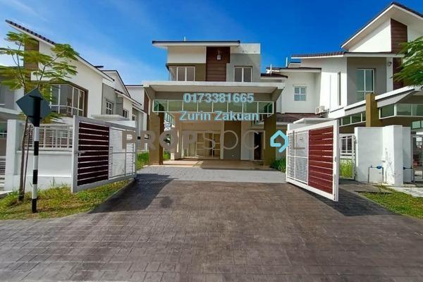 For Rent Semi-Detached at D'Kayangan, Shah Alam Freehold Unfurnished 6R/6B 3.8k
