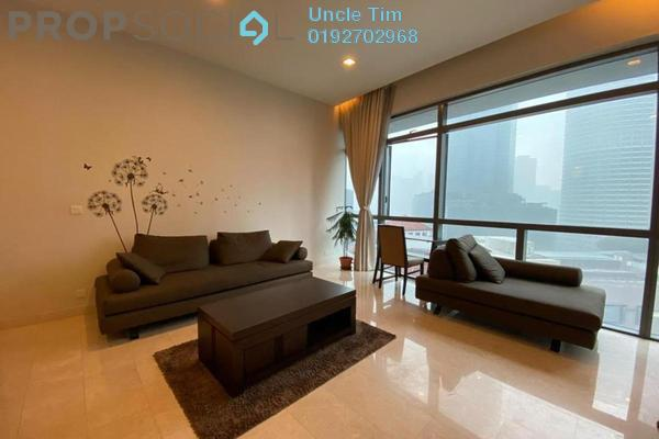 For Rent Serviced Residence at Panorama, KLCC Freehold Fully Furnished 2R/2B 4.5k