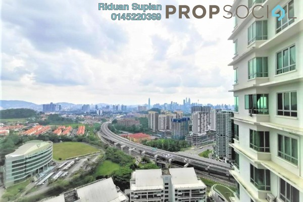 For Sale Condominium at Riana Green East, Wangsa Maju Freehold Semi Furnished 5R/4B 820k