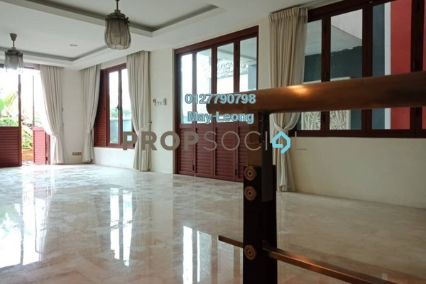 For Sale Bungalow at The Ara, Bangsar Freehold Semi Furnished 5R/5B 3.3m