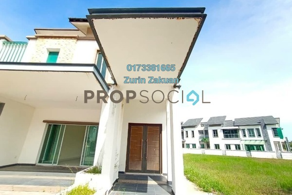 For Rent Semi-Detached at D'Kayangan, Shah Alam Freehold Unfurnished 7R/6B 5k