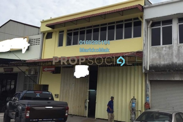 For Rent Factory at Taman Serdang Jaya, Seri Kembangan Freehold Semi Furnished 0R/0B 5.3k