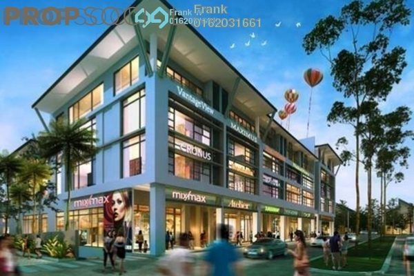 For Sale Shop at SouthKey Mosaic @ SouthKey, Johor Bahru Freehold Unfurnished 0R/3B 1.9m