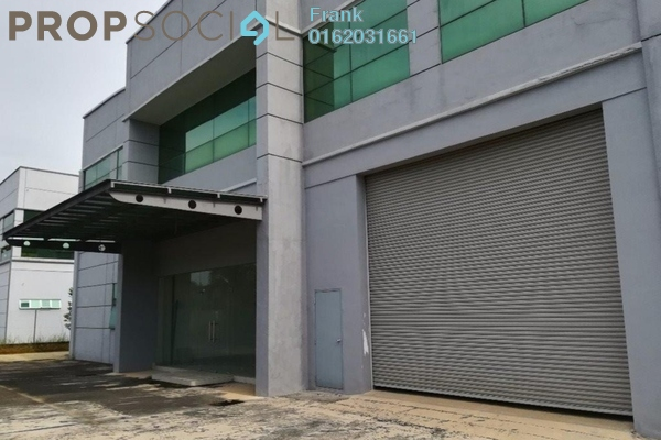 Factory For Sale in Indahpura Industrial Park, Bandar Indahpura Freehold Unfurnished 0R/0B 2.98m