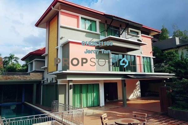 For Sale Bungalow at Taman Yarl, Old Klang Road Freehold Fully Furnished 7R/8B 7.5m