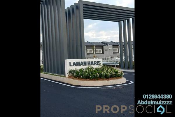 Terrace For Sale in Laman Haris @ Eco Grandeur, Puncak Alam Freehold unfurnished 4R/3B 440k