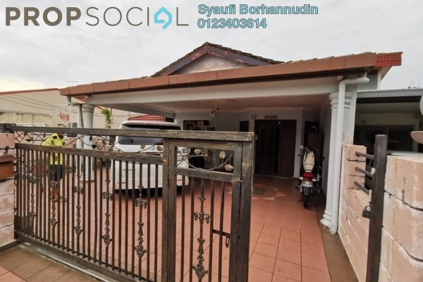 For Sale Terrace at SS3, Kelana Jaya Freehold Unfurnished 4R/2B 870k