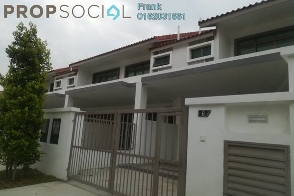 For Sale Terrace at Gardenia, Bandar Dato' Onn Freehold Unfurnished 4R/3B 730k