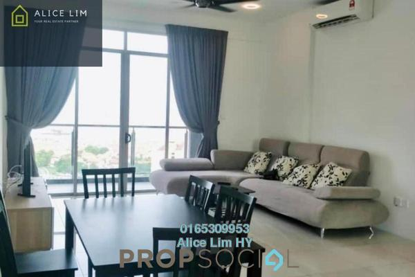 For Rent Condominium at City Residence, Tanjung Tokong Freehold Fully Furnished 3R/4B 3.3k