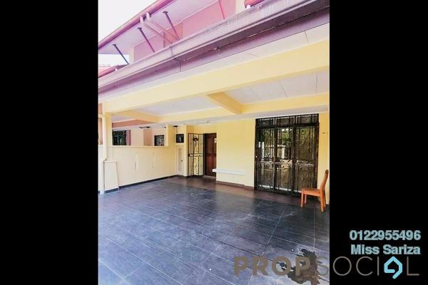 Terrace For Sale in Bukit Raja Industrial Park, Klang Freehold Unfurnished 4R/3B 588k