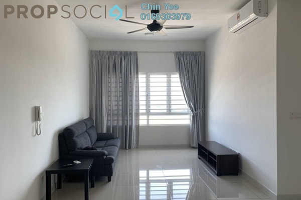 Condominium For Sale in Savanna Executive Suites, Southville City Freehold Semi Furnished 3R/2B 293k