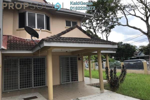Terrace For Sale in Vista Danau Kota, Setapak Freehold Unfurnished 4R/3B 1.3m