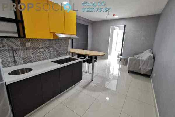 Condominium For Rent in Liberty Arc @ Ampang Ukay, Ukay Freehold Fully Furnished 1R/1B 1.2k