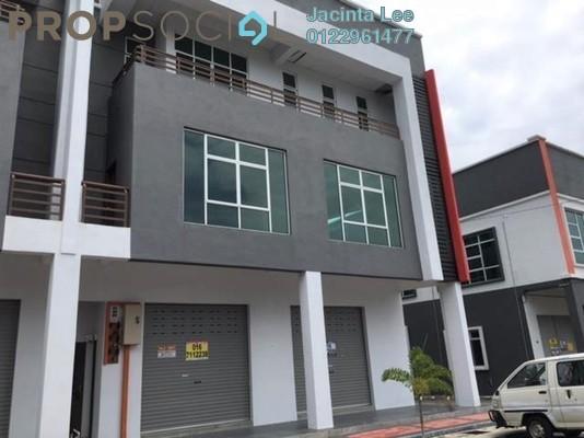 For Sale Shop at Kota Laksamana, Bandar Melaka Freehold Semi Furnished 0R/6B 591k