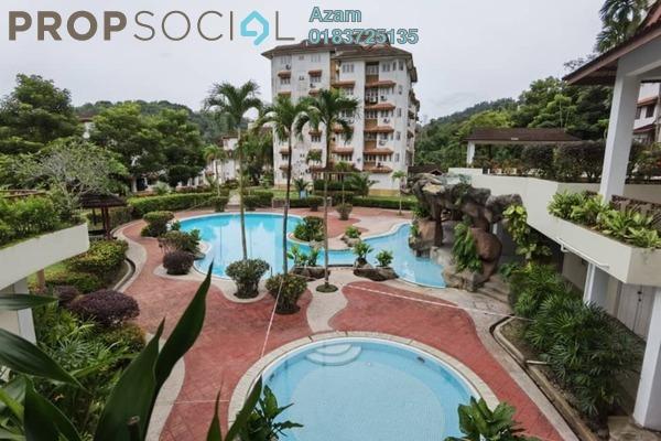 Condominium For Rent in Villaria, Bukit Antarabangsa Freehold Semi Furnished 3R/3B 1.25k