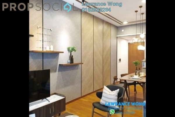 For Rent Condominium at Stonor 3, KLCC Freehold Fully Furnished 2R/2B 3.9k