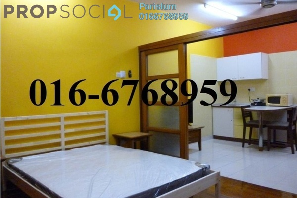 For Rent Condominium at Seri Cempaka, Cheras Freehold Fully Furnished 1R/1B 1.1k