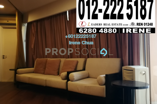 For Rent Serviced Residence at Sunway Pyramid, Bandar Sunway Freehold Fully Furnished 1R/1B 3k