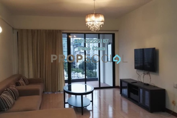For Rent Condominium at Lanai Kiara, Mont Kiara Freehold Fully Furnished 4R/2B 2.9k