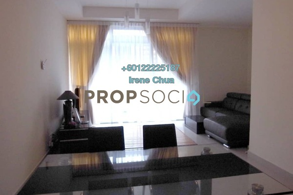 Condominium For Rent in One Residency, Bukit Ceylon Freehold Fully Furnished 1R/1B 3k