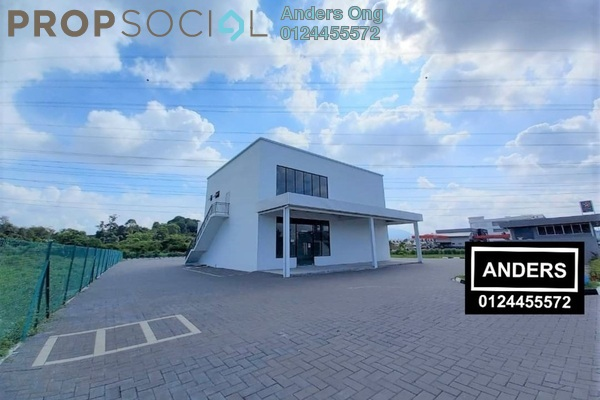 For Rent Shop at Prai Industrial Estate, Perai Freehold Unfurnished 0R/0B 20k