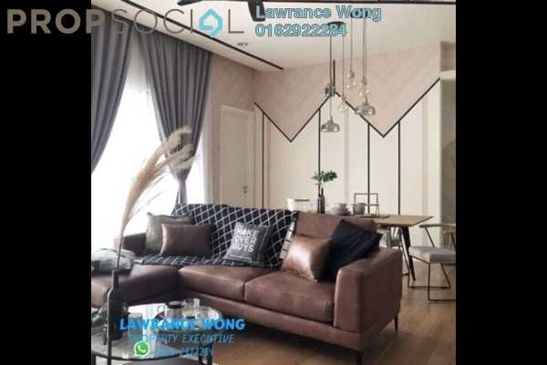 For Rent Condominium at St Mary Residences, KLCC Freehold Fully Furnished 3R/2B 6.8k